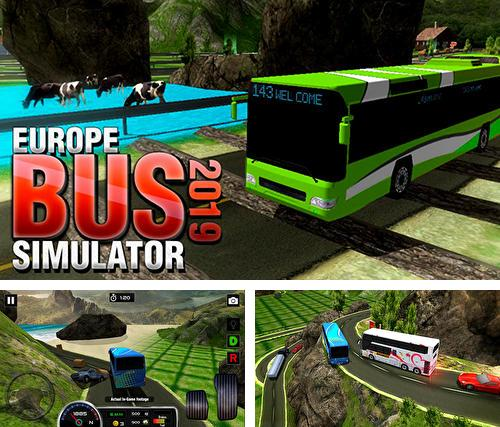 Europe bus simulator 2019