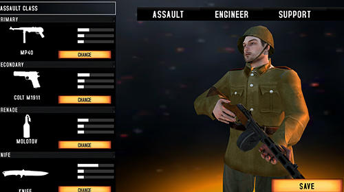 Europe front: Online screenshot 1