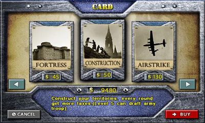 Download European War 2 Android free game.