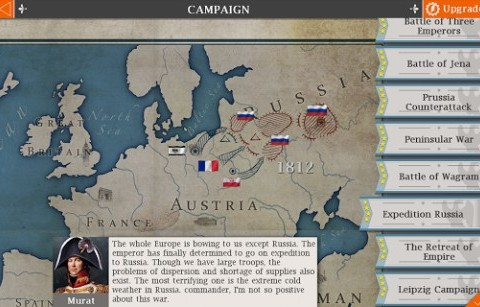 European war 4: Napoleon screenshot 2