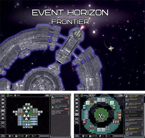 Event horizon: Frontier