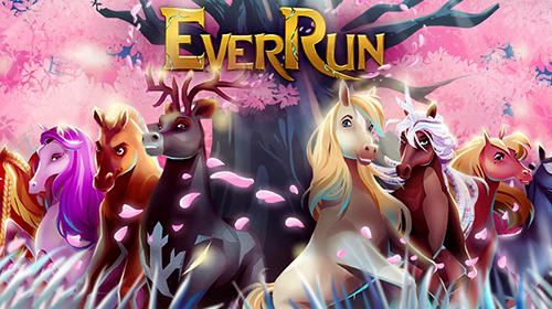 Ever run: The horse guardians poster