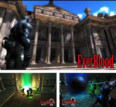 In addition to the game ANGRY BOTS 9MB for Android phones and tablets, you can also download EverBlood for free.