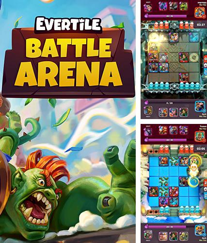 Evertile: Battle arena CCG tactics