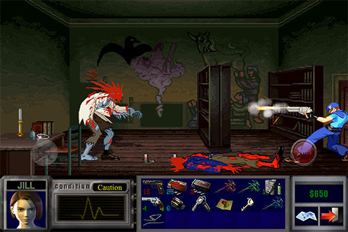 Evil nightmare screenshot 3