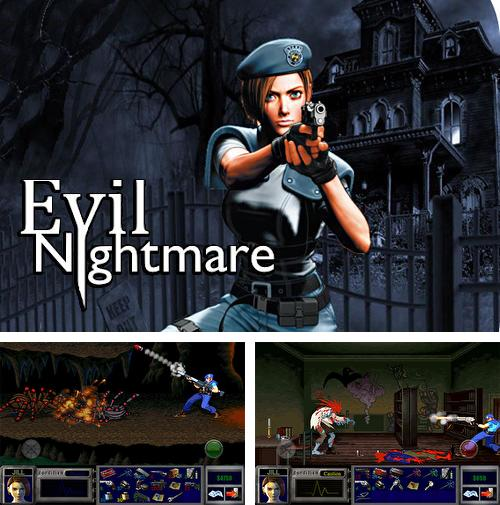 In addition to the game Evil nightmare for Android, you can download other free Android games for Sigma mobile X-treme PQ79.