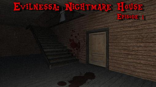 Evilnessa: Nightmare house. Episode 1 poster