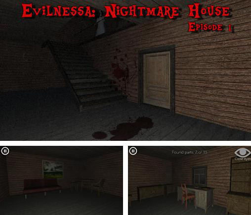 In addition to the game Evilnessa: Nightmare house. Episode 1 for Android, you can download other free Android games for Meizu Note 8.
