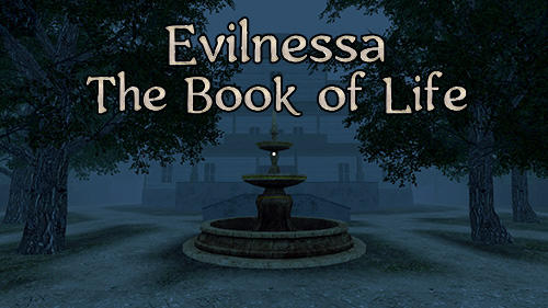 Evilnessa: The book of life обложка