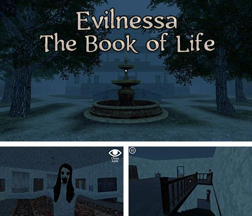 Evilnessa: The book of life