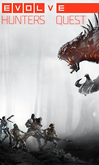 Evolve: Hunters quest обложка