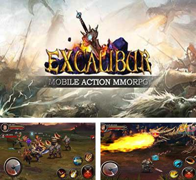 In addition to the game Family Video Frenzy for Android phones and tablets, you can also download Excalibur for free.