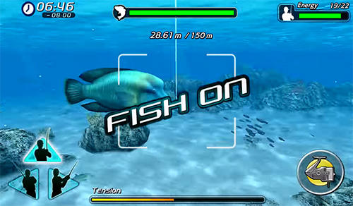 Excite big fishing 3 für Android spielen. Spiel Excite: Big Fishing 3 kostenloser Download.