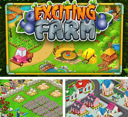 Exciting farm
