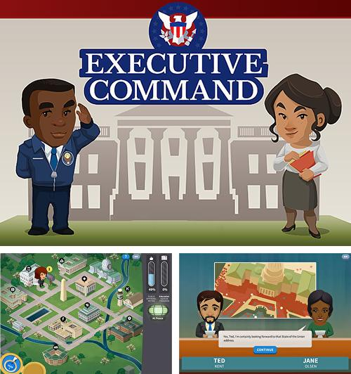 In addition to the game Gumballs and dungeons for Android phones and tablets, you can also download Executive command for free.