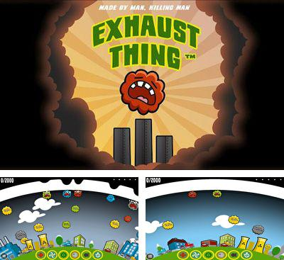 In addition to the game Chicks and Turtles for Android phones and tablets, you can also download Exhaust Thing for free.