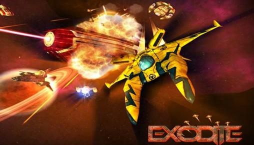 Exodite: Space action shooter poster