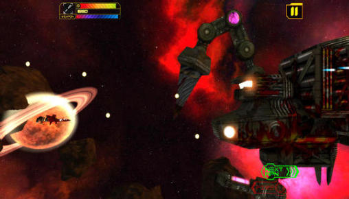 Exodite: Space action shooter screenshot 1