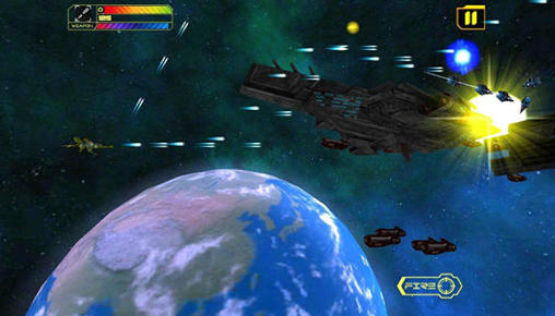 Exodite: Space action shooter screenshot 2