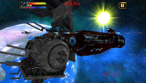 Exodite: Space action shooter screenshot 3