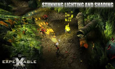 Download Expendable Rearmed Android free game.