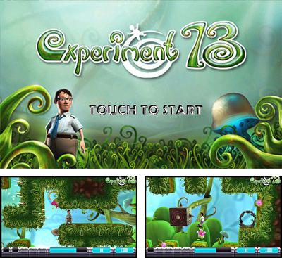 In addition to the game Chicks and Turtles for Android phones and tablets, you can also download Experiment 13 for free.