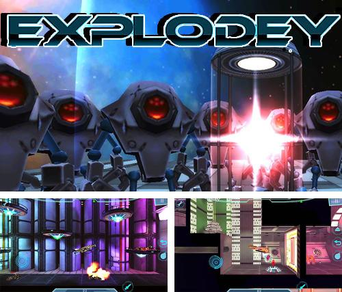 In addition to the game Path to Valhalla for Android phones and tablets, you can also download Explodey for free.