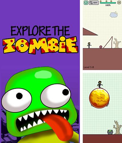 Explore the zombie: Brain on