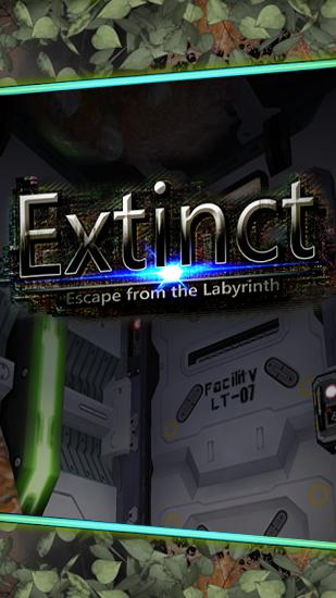 Extinct: Escape from the labyrinth poster