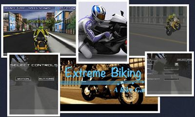 Download Extreme Biking 3D Android free game.