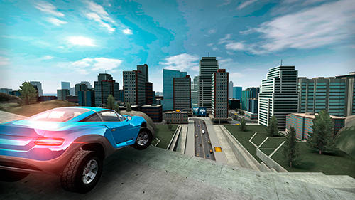 Extreme car driving simulator 2 screenshot 1