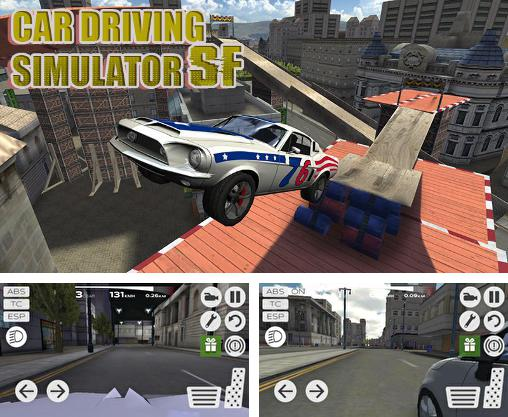 Extreme car driving simulator: San Francisco