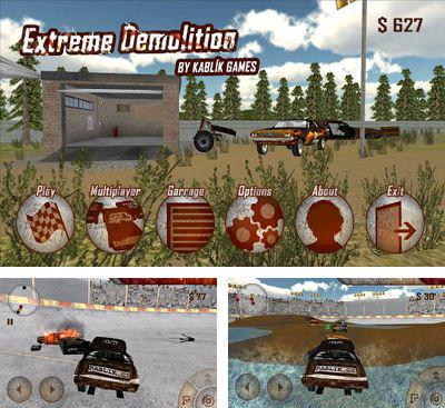 In addition to the game Extreme Demolition for Android, you can download other free Android games for Lenovo A6010 Plus.