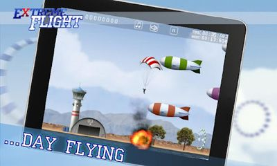 Screenshots von Extreme Flight HD Premium für Android-Tablet, Smartphone.