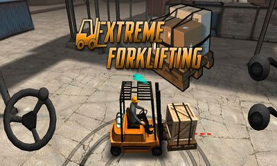 Extreme Forklifting poster