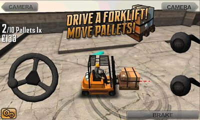 Extreme Forklifting screenshot 3