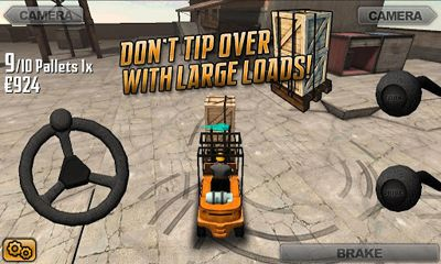 Extreme Forklifting screenshot 6