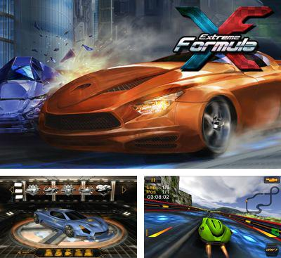 In addition to the game Kumho Tires Drive for Android phones and tablets, you can also download Extreme Formula for free.