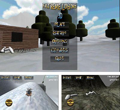 In addition to the game Infinite Sky for Android phones and tablets, you can also download Extreme Luging for free.