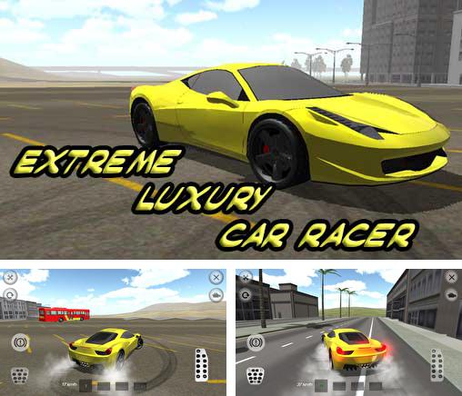 In addition to the game Jett Tailfin Racers for Android phones and tablets, you can also download Extreme luxury car racer for free.