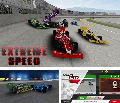 In addition to the game Red Bull AR Reloaded for Android phones and tablets, you can also download Extreme speed for free.