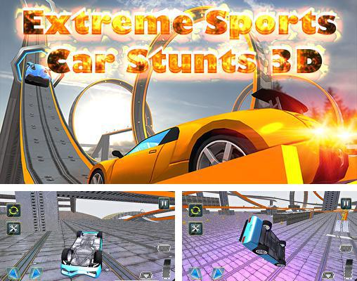 In addition to the game Police agent vs mafia driver for Android phones and tablets, you can also download Extreme sports car stunts 3D for free.