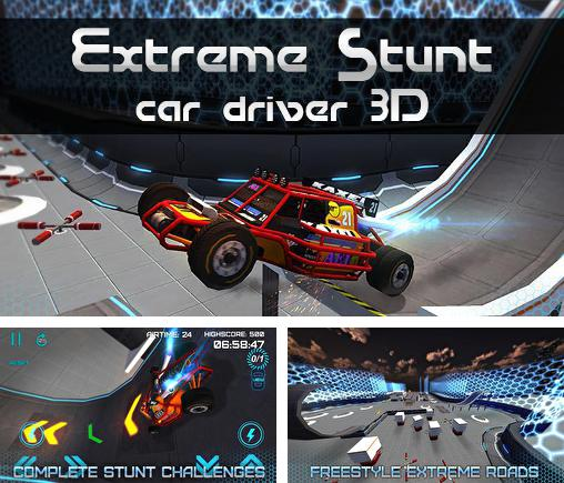 In addition to the game Girls of war for Android phones and tablets, you can also download Extreme stunt car driver 3D for free.