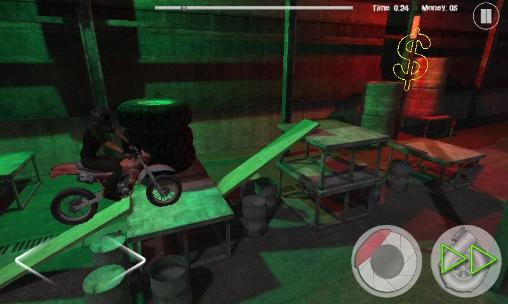 Extreme trials: Motorbike screenshot 3