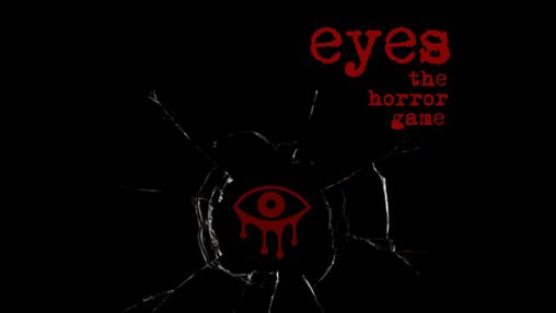 Eyes: The horror game poster