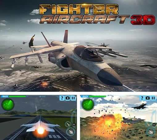 In addition to the game Catcha Catcha Aliens! for Android phones and tablets, you can also download F18 army fighter aircraft 3D: Jet attack for free.