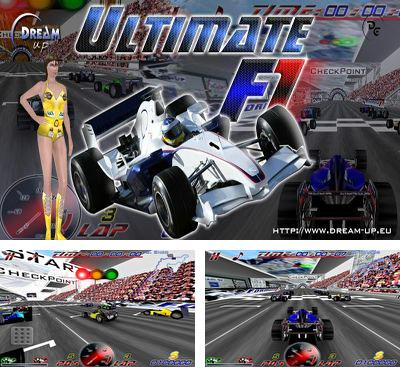 In addition to the game F1 Challenge for Android phones and tablets, you can also download F1 Ultimate for free.