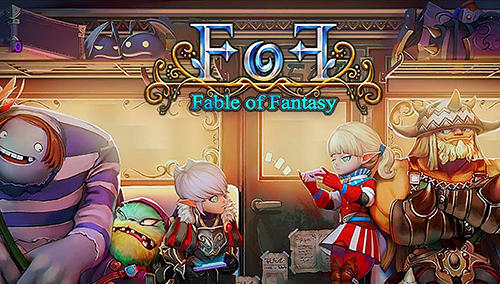 Fable of fantasy обложка