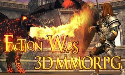 Faction Wars 3D MMORPG обложка