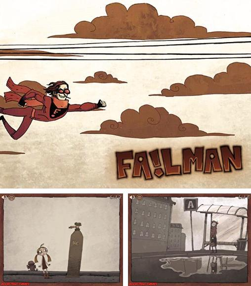 In addition to the game The Silent Age for Android phones and tablets, you can also download Failman for free.